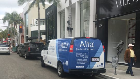 Alta Janitorial Services | Commercial Cleaning & Building