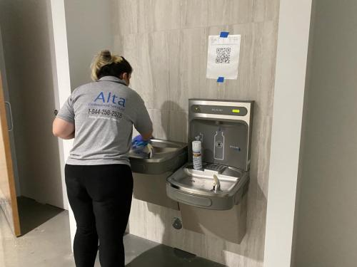 ALTA JANITORIAL SERVICES 02016