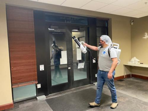 ALTA JANITORIAL SERVICES 02030
