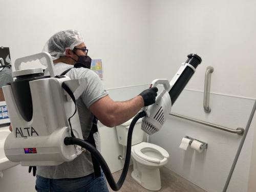 ALTA JANITORIAL SERVICES 02047